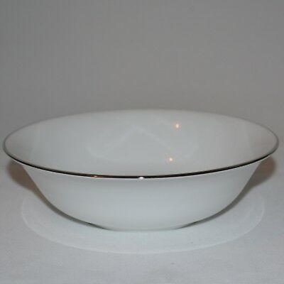 """BRAND NEW Royal Doulton """"SIMPLY PLATINUM"""" Replacement Cereal Bowl"""