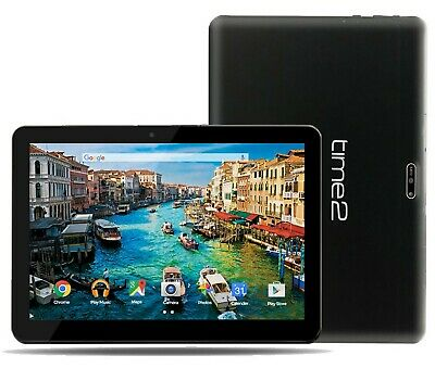 """time2 Phone Tablet PC Phablet 3G WIFI BT Quadcore 10.1"""" IPS Android 7.0 Dual SIM"""