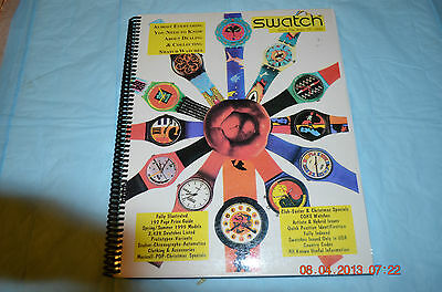 Swatch-Almost Everything You Need To Know About Dealing And Collecting Swatch