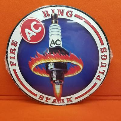 AC Delco Tin Sign  *Still Shrink Wrapped*Collectible*