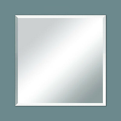Plain Bevel Edge Mirror 450x600 600x750 750x900 900x900 1200x800 1500x800