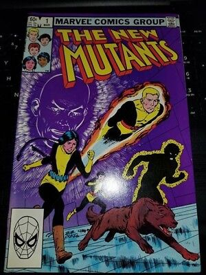 New Mutants #1 Claremont Marvel Hot Book NM+ Movie Coming NM NEVER READ