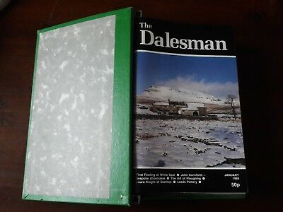 The Dalesman March 1988 to Feb 1989