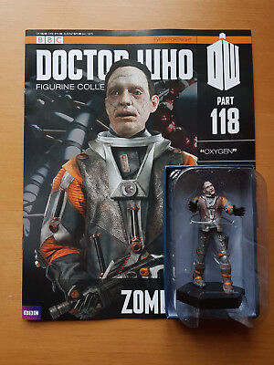 Doctor Who Figurine Collection 118 - Spacesuit Zombie - Eaglemoss