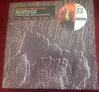 """Bedrock For What You Dream Of 12"""""""