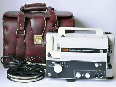 EUMIG MARK S 810 SUPER 8 SOUND MOTION PICTURE PROJECTOR Excellent Working Order