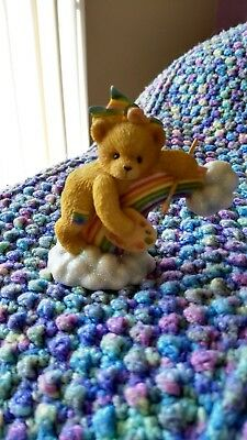 Cherished Teddies Ellen #302775 - You Color My Rainbow. Enesco art 1997