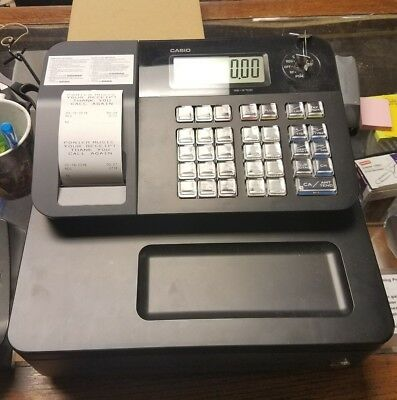 Casio Cash Register Model SE-S700 In Good Condition!!