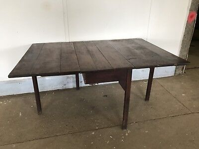 George III Antique Georgian Table C. 1790 - Can Deliver