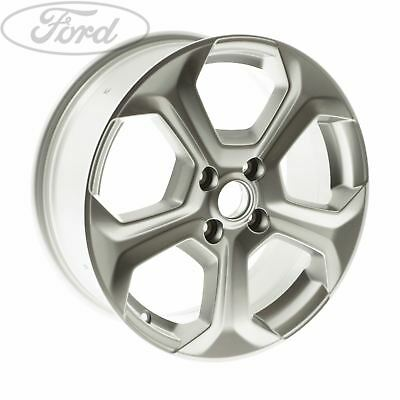 Genuine Ford Fiesta Mk8 17 Quot Alloy Wheel 8 Spoke Sparkle