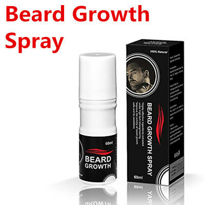Spray barbe - Beard Sray growth up - moisturizer soft