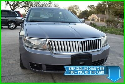 2006 Lincoln MKZ/Zephyr MKZ ZEPHYR - 52K SUPER LOW MILES - BEST DEAL ON EBAY! MKS town car cadillac dts cts sts 300 chrysler 300c dodge charger nissan maxima