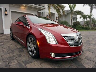 2014 Cadillac ELR Plug-In Hybrid 2014 Cadillac ELR Plug-In Hybrid Coupe - Low Miles, 1 Owner, New Tires, Loaded