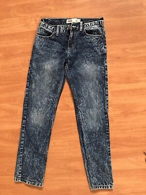 Levi's Stone Washed Jeans size 14 -Excellent Condition