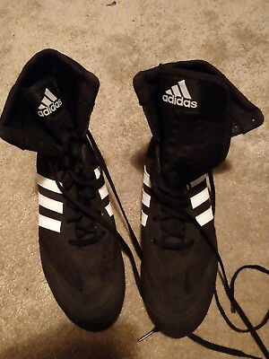 adidas boxing boots / trainers size 10 UK ex display