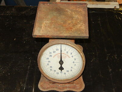 Antique Vintage Prudential Family Scale