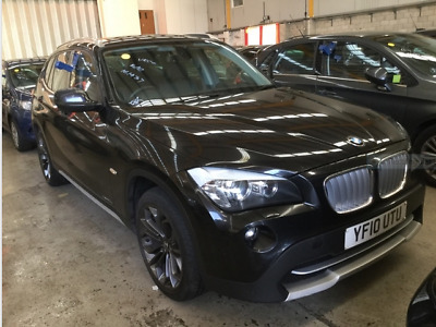 "10 Bmw X1 2 Xdrive 23D, Auto, Leather, Colour Sat Nav, Privacy Glass, 18"" Alloy"