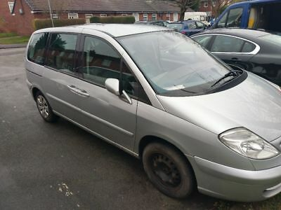Citreon C8 2006 non Runner. Spares and repair only