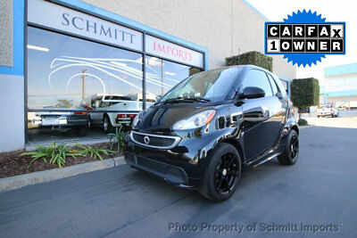 2014 smart fortwo electric drive 2dr Coupe Passion 2014 smart fortwo electric, only 6k miles, 1-Owner, brand new rims & tires!