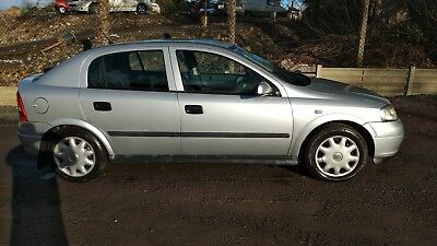 Vauxhall Astra cdti  spares or repairs