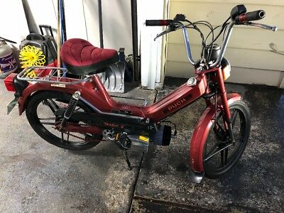 Puch mopeds his&hers custom