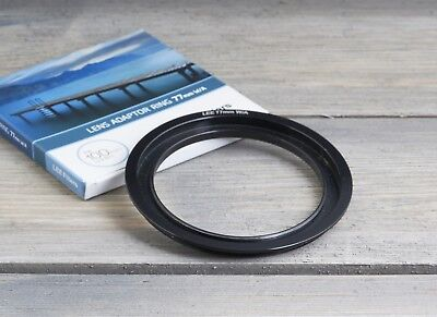 LEE Filters Lens Adapter Ring 77mm W/A