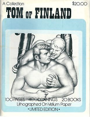 Tom Of Finland - A Collection / Rare Item / Gay, Vintage, Physique, Beefcake