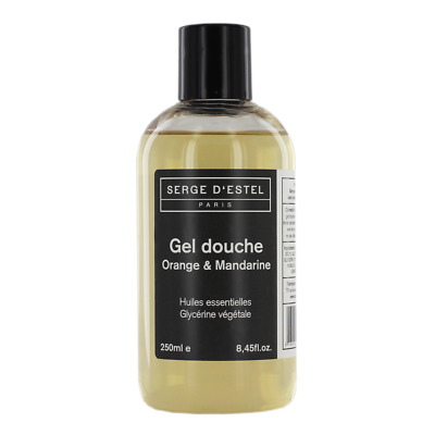 Gel douche Orange & Mandarine Volume - 250 ml