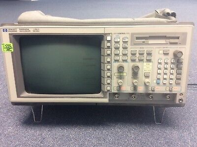 HP 54540A For Parts or Repair