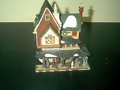 Dept 56 Dicken's The China Trader #58447 FREE SHIPPING 48 STATES