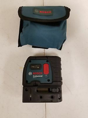 Bosch GPL5 - 5 point self leveling alignment laser level