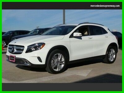 2015 Mercedes-Benz GLA-Class GLA 250 2015 GLA 250 Used Turbo 2L I4 16V Automatic All Wheel Drive SUV Premium