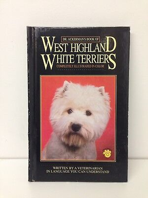 Dr. Ackerman's Book of West Highland White Terriers
