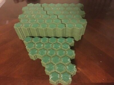Heroscape Terrain / 24 Swamp Land 24-Hex Tiles / Expand Your Battlefield
