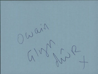 Super Furry Animals Pages From An Autograph Book UK memorabilia Autographed