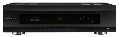 Oppo Bdp-105D Universal Audiophile 3D Blu-Ray Player Darbee Edition