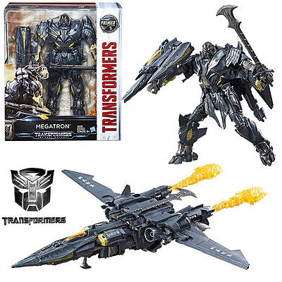 Large 10' Transformers 5 The Last Knight Leader Class Megatron Action Figure Toy