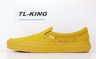 Vans Vault X Opening Ceremony OG CLASSIC SLIP-ON LX Suede SFFRON  VN0A32QNPYW HB 5972c5f34