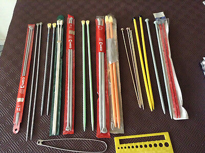 BULK KNITTING NEEDLES  lot 2