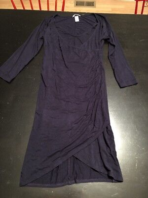 H&M Mama Maternity And Nursing Dress Size XS