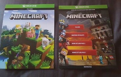 Minecraft Full Game Download + Redstone Pack DLC *Brand New!!!*