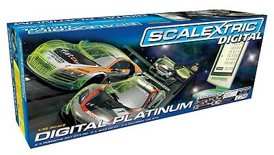 Scalextric Platinum Digital Set - BRAND NEW NEVER OPENED.
