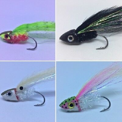 4 Pole Dancer Popper Saltwater Fishing Flies a most revered fly to emerge