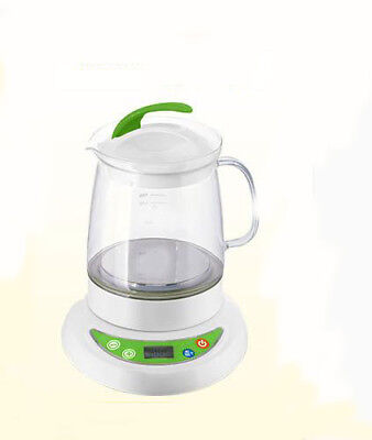 Baby Bottle Food Warmers Heater Baby Litems Multifunction Heater Glass 1000ML