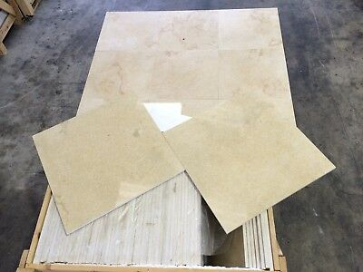 Limestone Tiles, Jura Bone Polished Limestone, Floor/Wall, Marble, 610x610x15mm