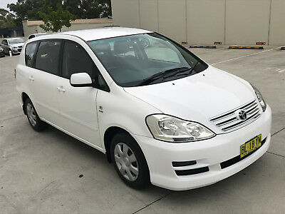 Toyota Avensis Glx 2007 Auto 7 Seater Dual Air Con, 176000Kms Full Log Books
