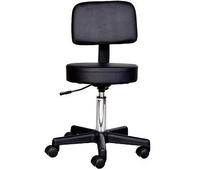 Medical Spa Stool Doctor Dentist Office Rolling Stool Seat Desk Computer Chair