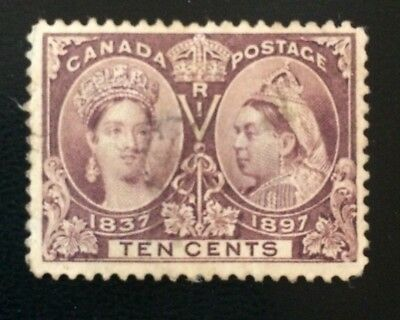 Old used stamps scott # 57