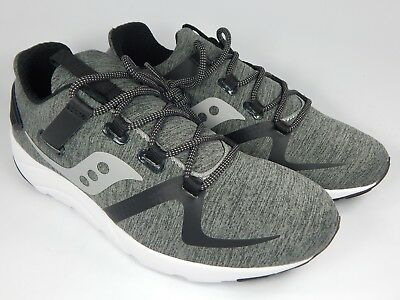 wholesale dealer c429e 133b7 Saucony Grid 9000 MOD Original Running Shoes Men s Sz 9 M EU 42.5 Gray  S40014-