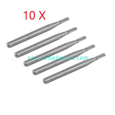 10pcs Dental Carbide Burs FG329/330/331/332/333 Pear for High Speed Handpiece